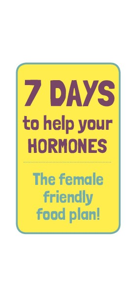 7 Days to Help Your Hormones
