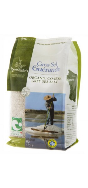 Celtic Salt (Coarse) 1kg