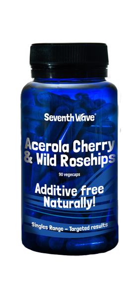Acerola Cherry and Wild Rosehips