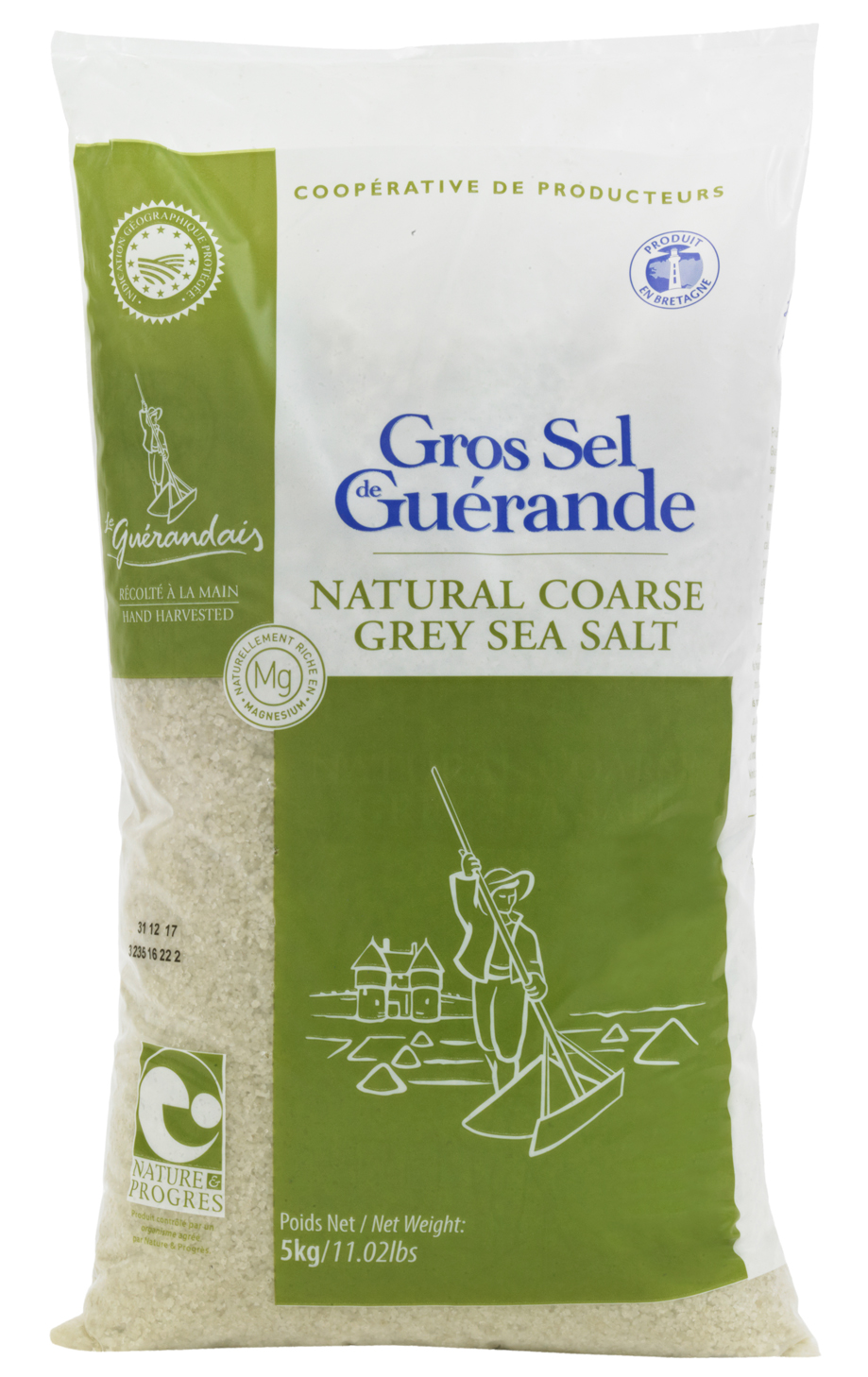 celtic salt 5kg bag